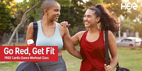 Go Red, Get Fit: FREE Cardio Dance Workout Class tickets