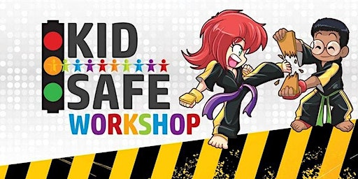 FREE Kid-Safe Workshop - Ages 5-13