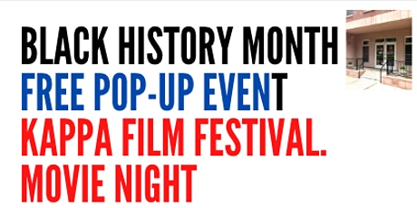 Kappa Film Festival - Movie Night tickets