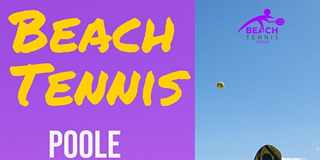 Beach Tennis Poole   Pre-Launch Evening tickets