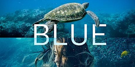 """Projection du documentaire """"Blue"""" avec l'APNU Jeunes billets"""
