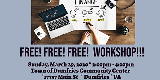 TCYouth Inc.'s FREE FUNDAMENTALS OF FINANCE WORKSHOP
