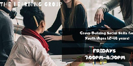 Building Social Skills for Youth (Ages 12 to 18 Years) tickets