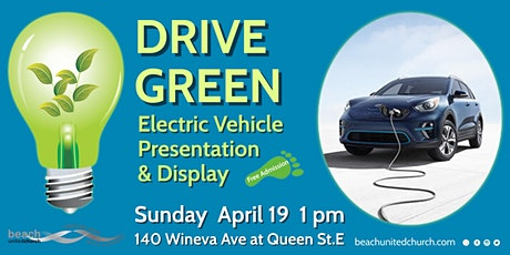 Drive Green: Why You Should Drive an Electric Vehicle tickets