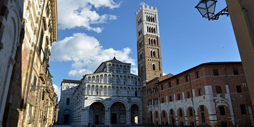 Lucca and its cathedral