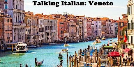 Talking Italian: Veneto tickets