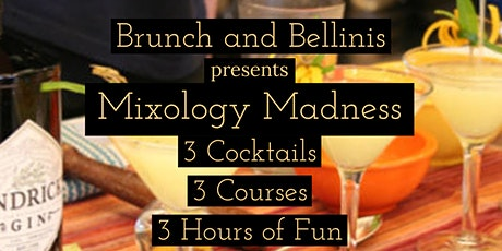 Brunch and Bellinis Mixology Madness tickets