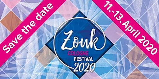 Cologne Zouk Festival 2020 - German Open Championship