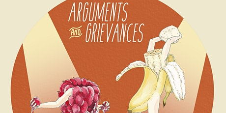 Arguments & Grievances Comedy Debates - March tickets