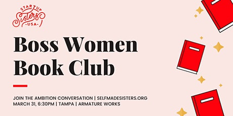 Book Club for Boss Women ⚡ Presented by Self Made Sisters Tampa tickets