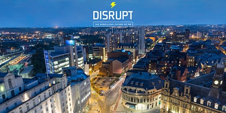 DisruptHR Leeds #1 tickets