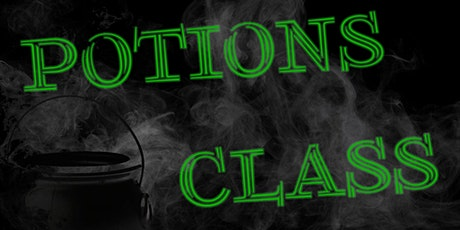Potions Class: Butterbeer Bath Bomb Cauldrons & Body Butter tickets
