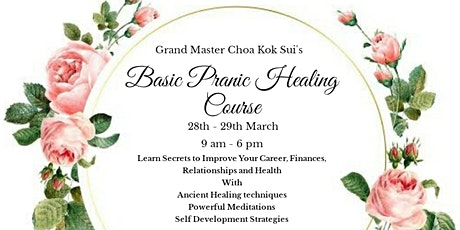 GMCKS Basic Pranic Healing Workshop  tickets