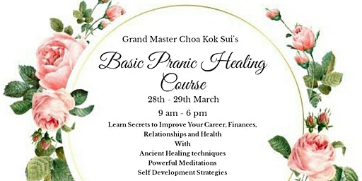 GMCKS Basic Pranic Healing Workshop