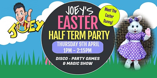 Joey's Easter Party
