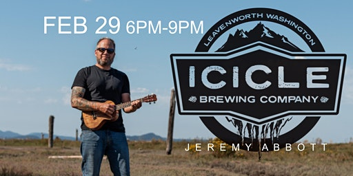 Jeremy Abbott at Icicle Brewery