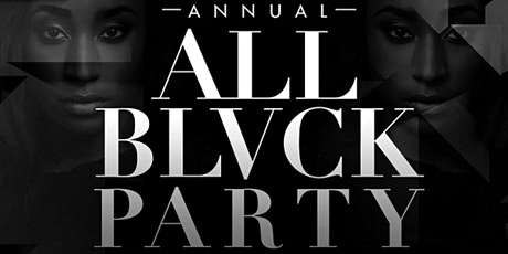 Trevel A. Presents ONYX 10th Annual All Black Everything tickets