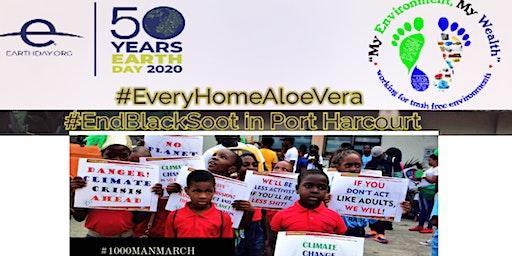 EARTH DAY NIGERIA #1000ManMarch #EarthRISE