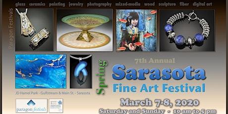 7th Annual Sarasota Spring Fine Art Festival tickets