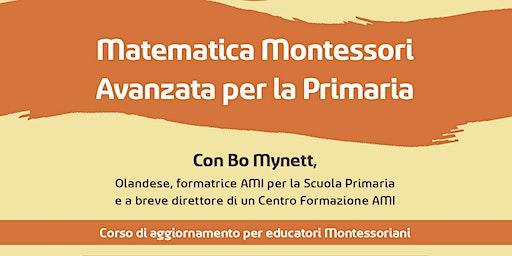 Matematica Montessori Avanzata per la Primaria