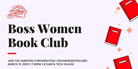 Book Club for Boss Women ⚡ Presented by Self Made Sisters Atlanta tickets