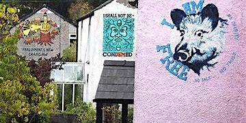 Coleford Walking Festival 8: Public Artworks of Tom Cousins