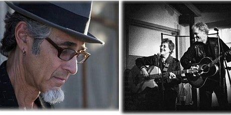 An afternoon of eclectic Americana with Rags Rosenberg an Dixie & Steve tickets