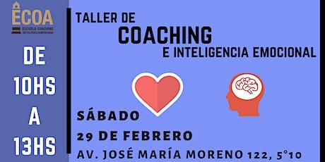 Taller de Coaching e Inteligencia Emocional entradas