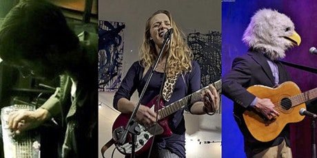 Nick Campbell, Tiffany Decker, and Tavo Carbone live! tickets