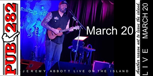 Jeremy Abbott at Pub282
