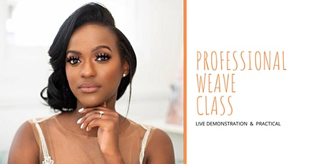 Weave master class tickets