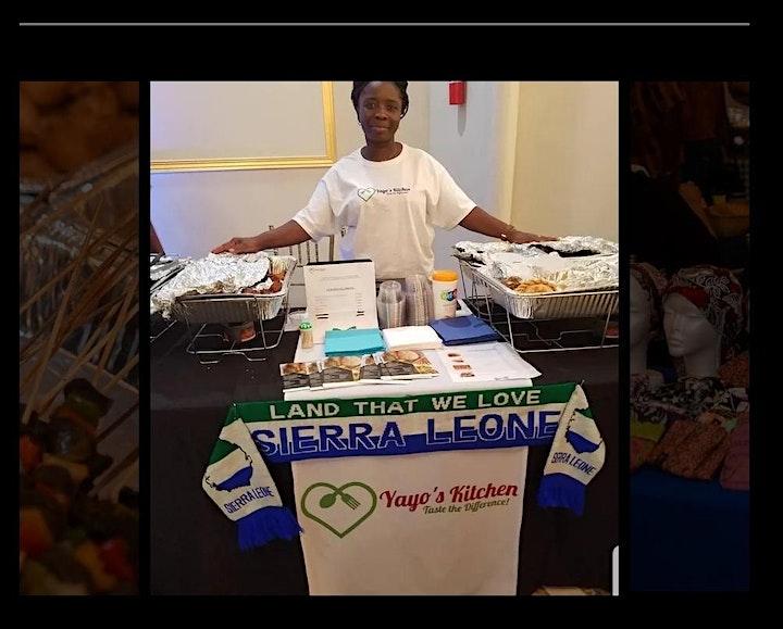 Taste of Pan Africa in Dallas image