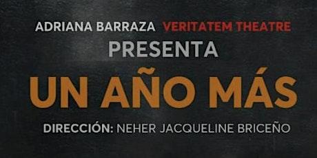 UN AÑO MÁS  tickets