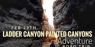 HiKing-with-Friends : Ladder Canyon & Painted Canyon