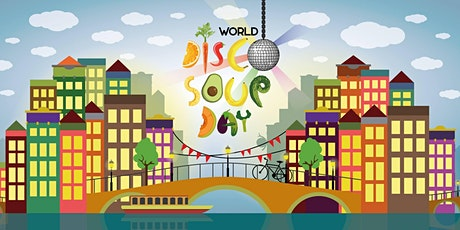 World Disco Soup Day Amsterdam 2020 tickets