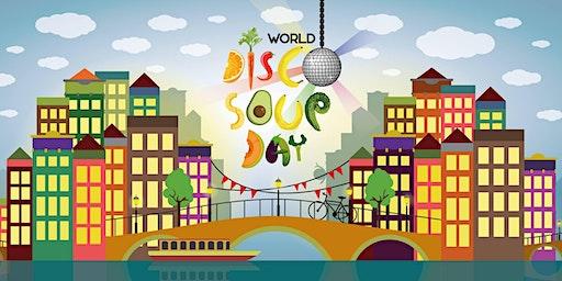 World Disco Soup Day Amsterdam 2020