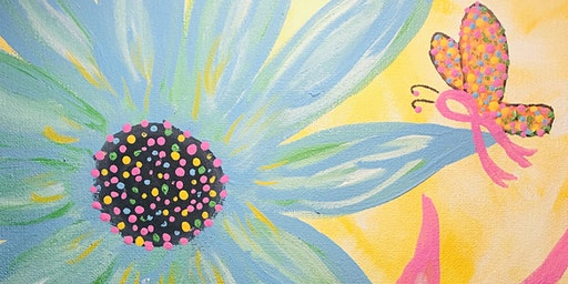 Paint for a Cause- Relay For Life Kosc. County Canvas Fundraiser - April 26