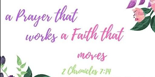 Redeeming Love of Christ WOMEN'S MINISTRY PRAYER BRUNCH