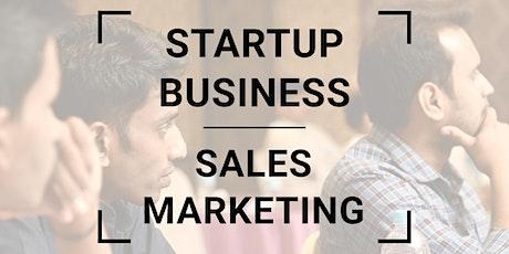 Business & Startup - Sales & Marketing tickets