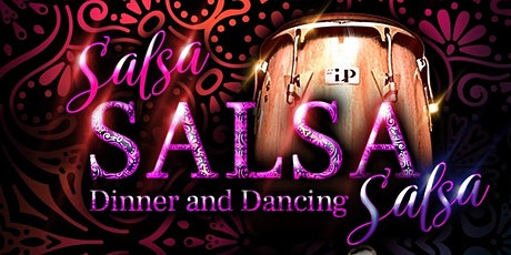 Dinner and Dancing with Orquesta Cambalache. tickets
