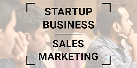 Business & Startup - Sales & Marketing entradas