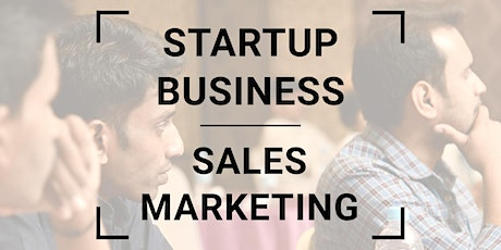 Business & Startup - Sales & Marketing tickets
