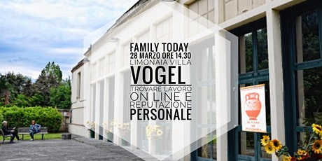 Family Today: trovare lavoro on line, social reputation e LinkedIn biglietti