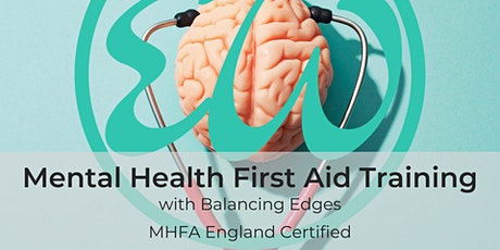 Mental Health First Aid Champion - One Day Course with EventWell tickets