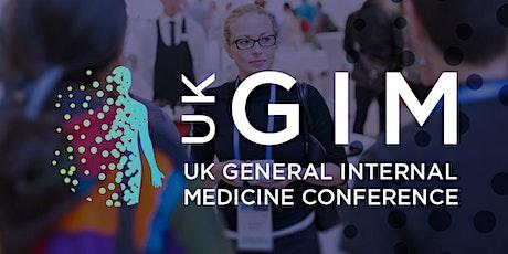 UK General Internal Medicine Conference tickets