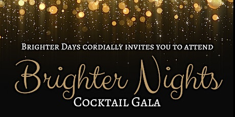 Brighter Nights  Cocktail Gala tickets