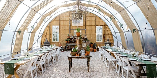 Spring Farm to Table Dinners at Beach Plum Farm