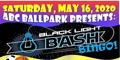 Black Light Bash Bingo tickets