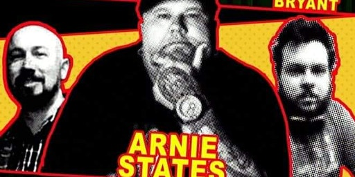 Arnie States: Comedy on The Cellar Stage