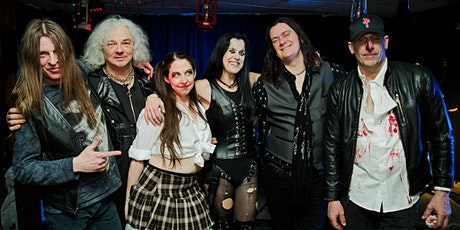 Alice's Playthings:  Montreal's Ultimate Alice Cooper Tribute tickets